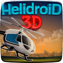 Helidroid 3D : Helicopter RC logo