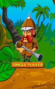 Temple Explorer Hunter Match