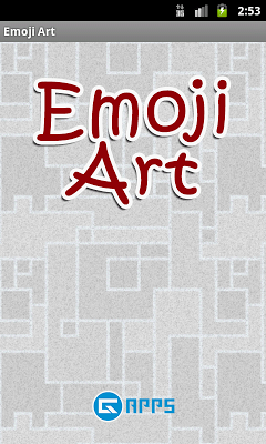 Emoji Art Images of emoticon - screenshot