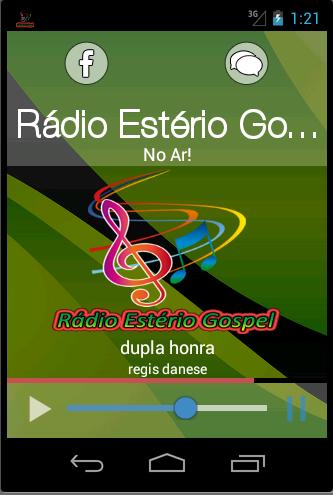 Rádio Estério Gospel