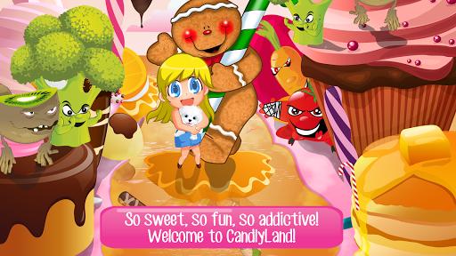 糖果土地 - 真棒仙境