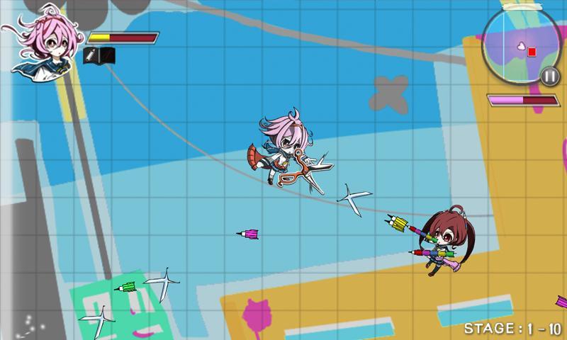 Recoil Witch HASAMI - screenshot