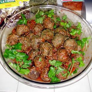 Kickin' Meatballs