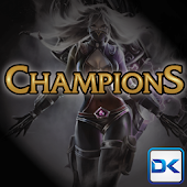Champions of League of Legends