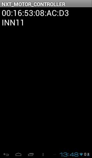 NXT Motor Controller