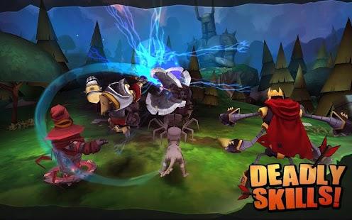 Might and Mayhem: Battle Arena Screenshot 31