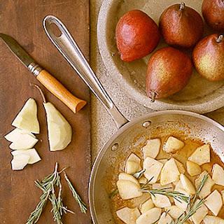 Sauteed Pear Parfaits Recipe
