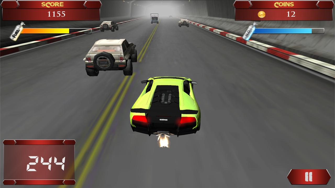 SpeeD Drive 3D - screenshot