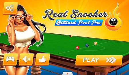 Real Snooker Billiard Pool Pro 1.0.1 screenshot 315583