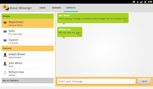 Bopup Messenger 1.5.0.181208 screenshots 12