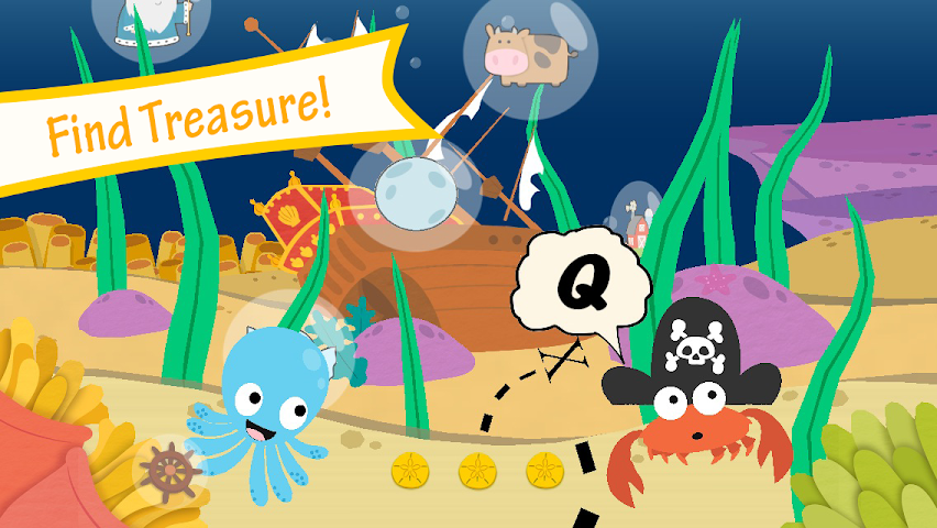 Screenshots for Squirts Adventure