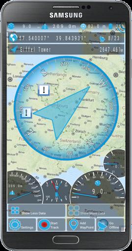 【免費旅遊App】GPS Fidget Free-APP點子