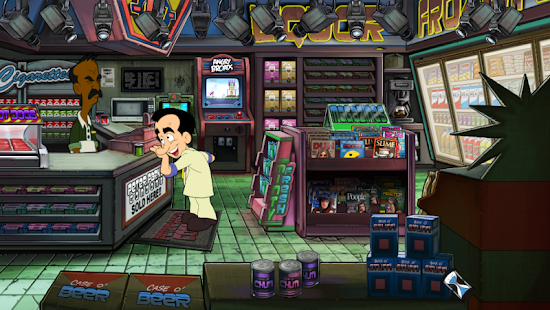Leisure Suit Larry: Reloaded Screenshot 18