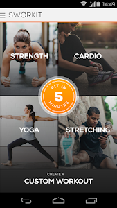 Sworkit Lite - Workout Trainer v5.60.05