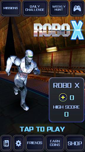 Robo X: Champion Dash