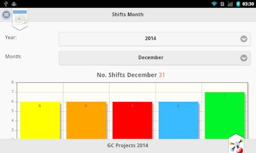 Work Shifts PRO v1.0.11