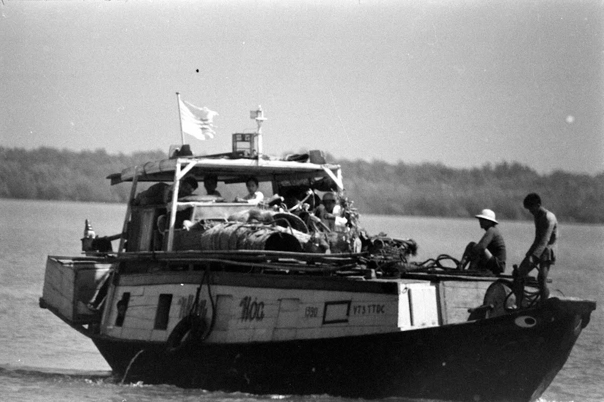 Junk Navy In Vietnam
