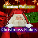 Christmas Flakes HD icon