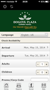 Bogota Plaza- screenshot thumbnail