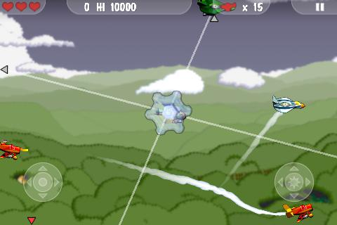 MiniSquadron Special Edition- screenshot