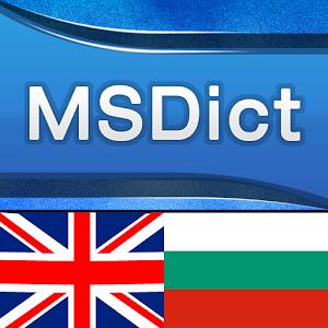 MSDict  Bulgarian<>ENGLISH