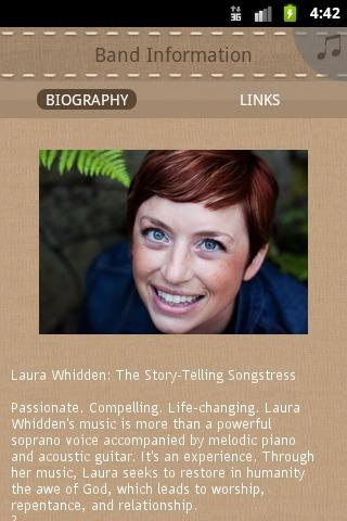 Laura Whidden - screenshot