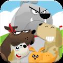 Beatbox Memory – Dogs logo