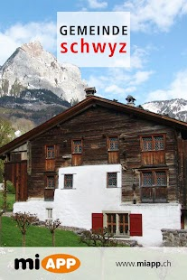 miAPP Schwyz - screenshot thumbnail