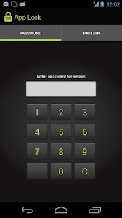 AppLock - screenshot thumbnail