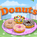 Christmas Donuts Cooking Game