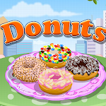 Christmas Donuts Cooking Game 6 Apk