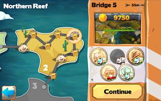 Screenshot of Bridge Constructor PG FREE
