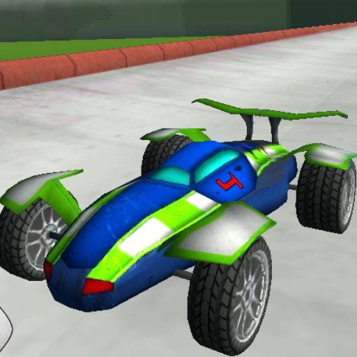 3D Racing : Stunt Arena 4