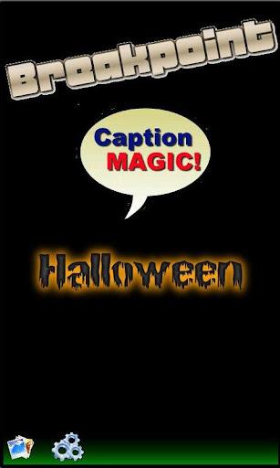 Caption Magic Halloween