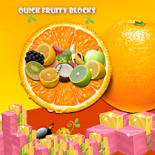 Quick Fruity Blocks