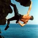 Rock climbing: FREE icon