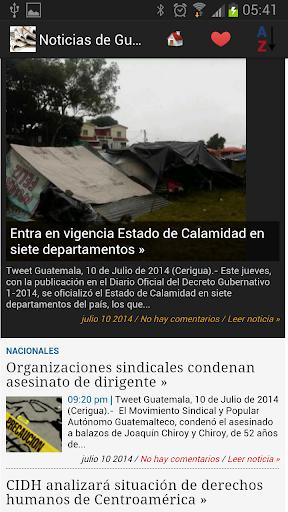 【免費新聞App】Guatemala Periódicos-APP點子