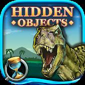 Hidden Objects - Jurassic Land