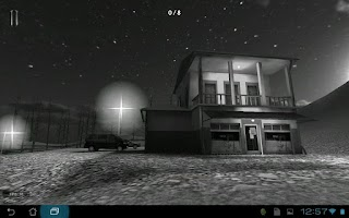 Screenshot of Slender Man Official