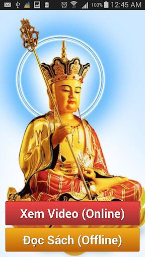 Kinh Dia Tang - Phat Giao
