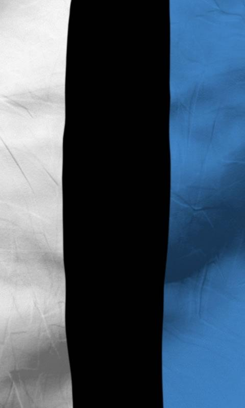 Estonia flag lwp Free - screenshot