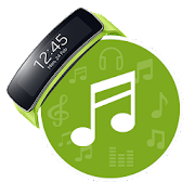 Music Player for Gear Fit 1.1 Icon