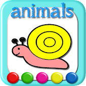 Coloring Animals Preschool