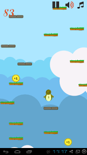 Tortoise jump for Android screenshot 4