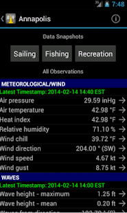 NOAA Smart Buoys - Apps on Google Play