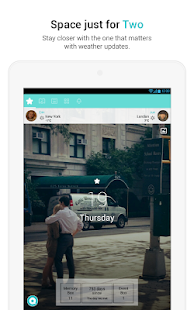 Between - app for couples - screenshot thumbnail