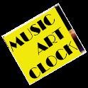 Music Art Clock Pro logo