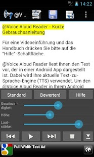 @Voice Aloud Reader Screenshot