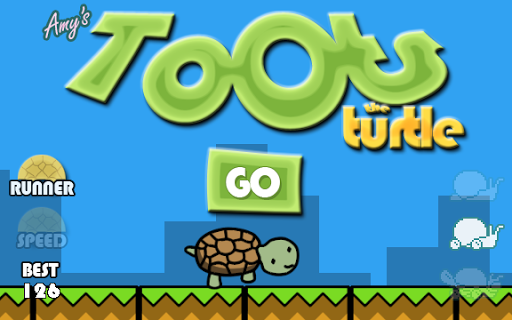 ToOts the turtle