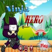Hopping Ninja Hero Platformer